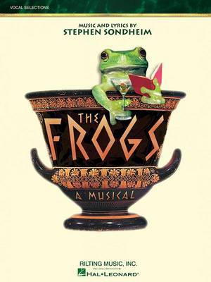 Sondheim Stephen The Frogs Vocal Selections Bk