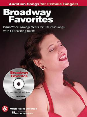Broadway Favorites: Sing 8 Beloved Showtunes with a Professional Band