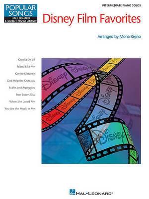 Hal Leonard Student Piano Library: Disney Film Favourites