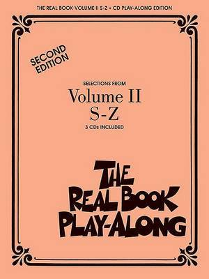 The Real Book Play-Along: S-Z