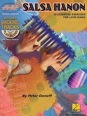 Salsa Hanon Play-Along - 50 Essential Exercises For Latin Piano