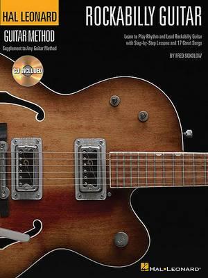 Fred Sokolow: Hal Leonard Rockabilly Guitar Method (Book/Online Audio)