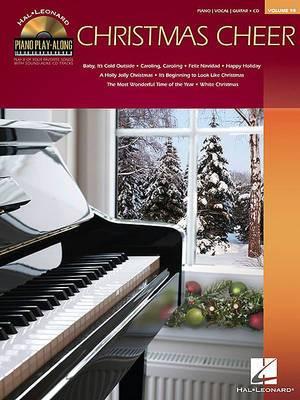 Christmas Cheer: Piano Play-Along Volume 98