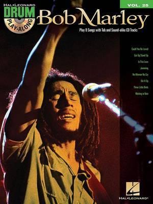 Drum Play-Along: Bob Marley: Volume 25