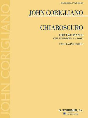 Chiaroscuro: Two Pianos (One Tuned Down a 1/4 Tone) Two Playing Scores