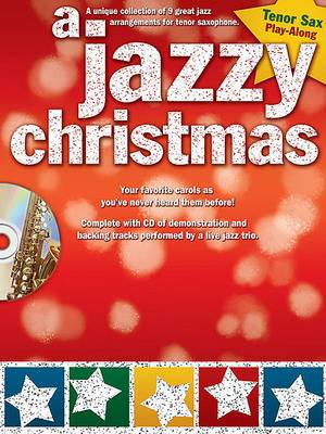 A Jazzy Christmas: Tenor Sax