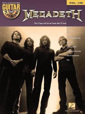 Guitar Play-Along Volume 129: Megadeth