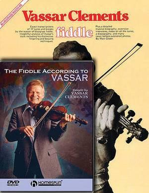 Vassar Clements Fiddle Pack