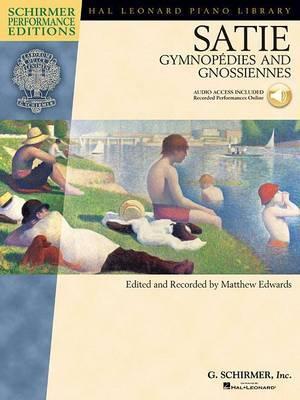 Erik Satie: Gymnopedies And Gnossiennes (Book/Online Audio)