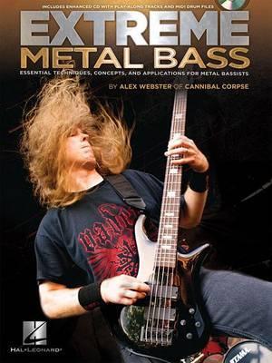 Alex Webster: Extreme Metal Bass