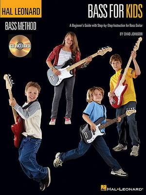 Chad Johnson: Bass For Kids (Book/Online Audio)
