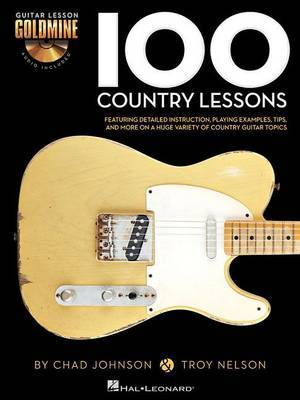 Johnson & Nelson: 100 Country Lessons (Book/Cd)