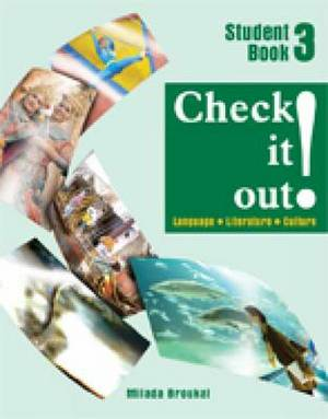 Check it Out!: Level 3: Student Book