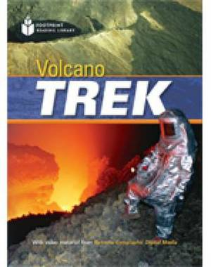 Volcano Trek Level 800 Pre-Intermediate A2 Reader