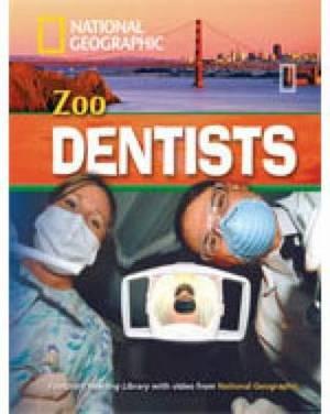 Zoo Dentists Level 1600 Intermediate B1 with Multi ROM