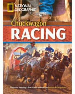Chuckwagon Racing + Book with Multi-ROM: Footprint Reading Library 1900