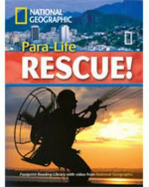Para-Life Rescue + Book with Multi-ROM: Footprint Reading Library 1900