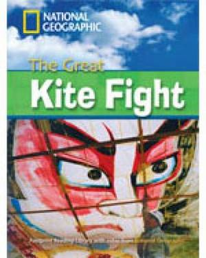 Great Kite Fight: Footprint Reading Library