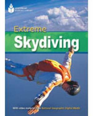 Extreme Sky Diving: Footprint Reading Library 2200