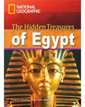 The Hidden Treasures of Egypt: Footprint Reading Library 2600