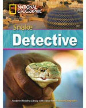 The Snake Detective: Footprint Reading Library 2600