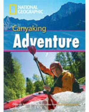 Canyaking Adventure + Book with Multi-ROM: Footprint Reading Library 2600