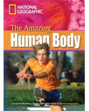 The Amazing Human Body + Book with Multi-ROM: Footprint Reading Library 2600