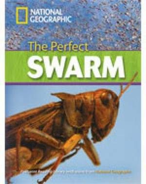 The Perfect Swarm + Book with Multi-ROM: Footprint Reading Library 3000