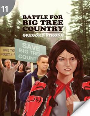 Battle Big Tree Country Graded Reader Page Turner B2 2200 headwords
