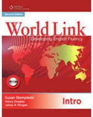 Worldlink Intro: Developing English Fluency