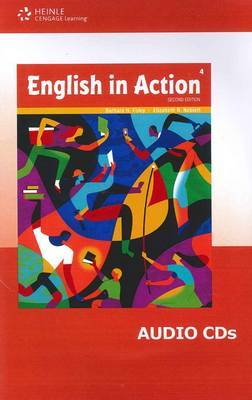 English In Action Book 4 Audio CD