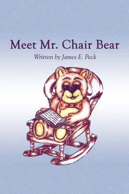 Meet Mr. Chair Bear