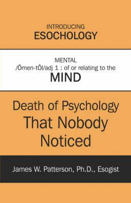 Death of Psychology That Nobody Noticed