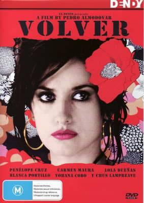Volver: 1 DVD, 121 Minutes