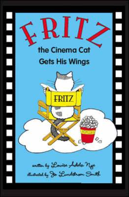 Fritz the Cinema Cat Gets His Wings