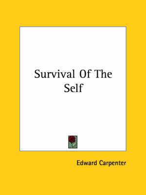 Survival of the Self