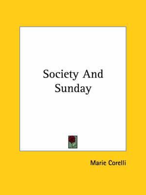 Society and Sunday
