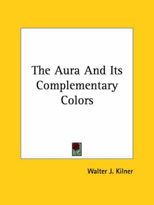 The Aura and Its Complementary Colors