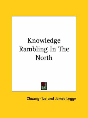 Knowledge Rambling in the North