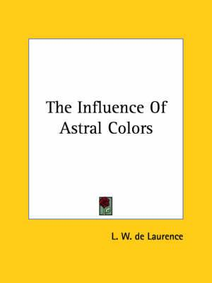 The Influence of Astral Colors