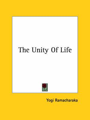 The Unity of Life