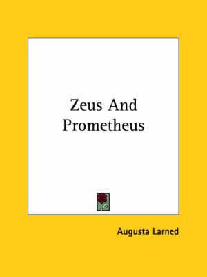 Zeus and Prometheus