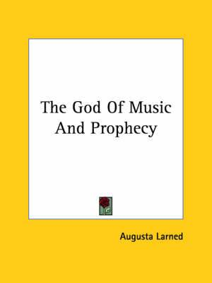 The God of Music and Prophecy