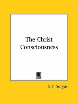 The Christ Consciousness