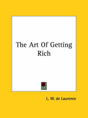 The Art of Getting Rich