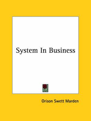 System in Business