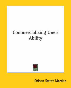 Commercializing One's Ability