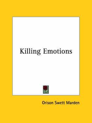 Killing Emotions