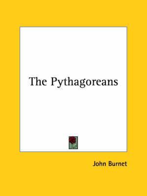 The Pythagoreans