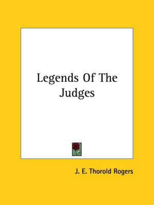 Legends of the Judges